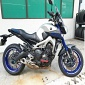 15 Yamaha MT09 ABS (Sept 15)