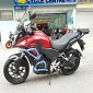 16 Honda CB 400X (jan 2026)