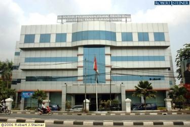 Kantor Pelayanan Pajak Pratama (KPP) Jakarta Tanah Abang Satu @ Jalan Penjernihan 1
