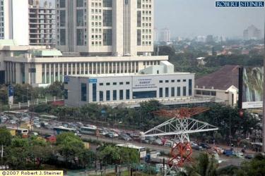 Kantor Bersama Samsat Wilayah Jakarta Selatan @ Jalan Jendral Sudirman