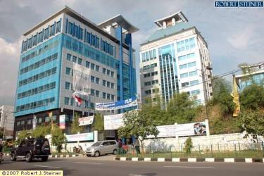 Universitas Persada Indonesia YAI @ Jalan Kramat Raya