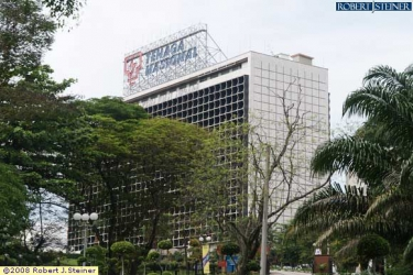 Tenaga Nasional Berhad (TNB) Headquarters @ Jalan Bangsar