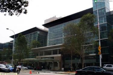Bangsar Shopping Centre @ Jalan Maarof