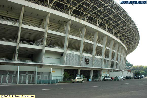 Main Stadium - Gelora Bung Karno