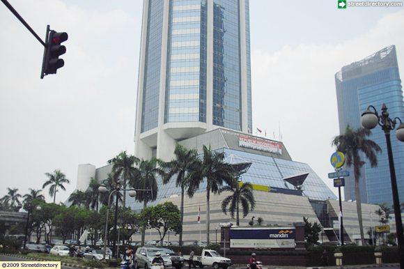 Jakarta Guide Jakarta Images Of Graha Mandiri