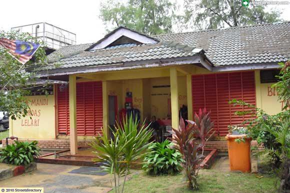 Bathroom and Toilet at Teluk Kemang