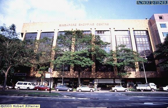 Singapore Shopping Centre Image Singapore