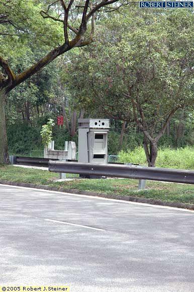Speed Camera (Stationary): Bukit Batok Road