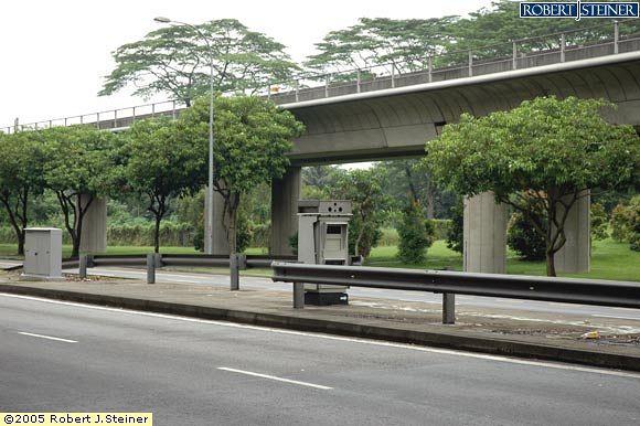 Speed Camera (Stationary): Yishun Avenue 2, before Khatib MRT
