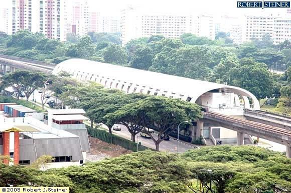 Bedok  MRT(EW5)