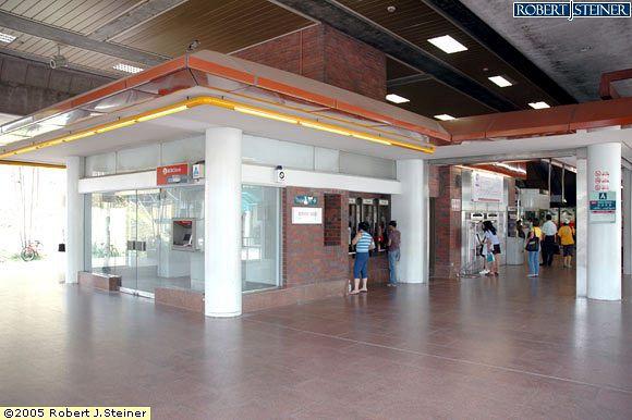 Bukit Batok  MRT(NS2)