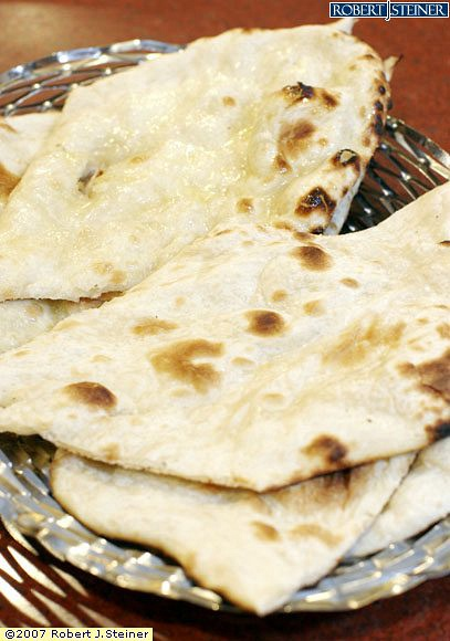 Assorted Naan
