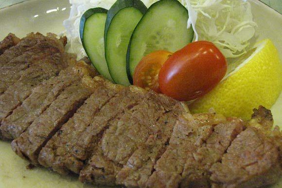 10) Beef Sirloin Set