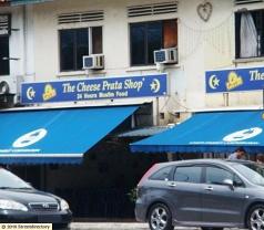 Niqqi's The Cheese Prata Shop Photos