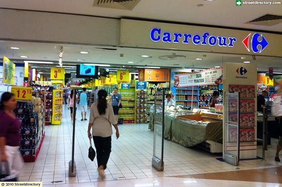 Carrefour Singapore Pte Ltd