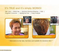 Bee Choo Herbal Hair Treatment Photos