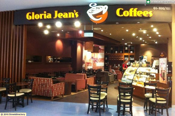Gloria Jean's Coffees 01