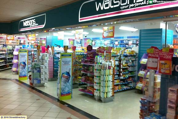 Watsons - Siglap Centre 01