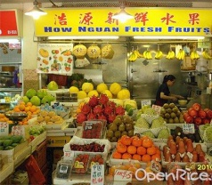 How Nguan Fresh Fruit Photos