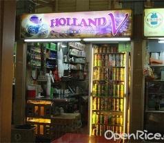 Holland V Coffee & Drinks Photos