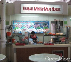 Fishball Minced Meat Noodle Photos