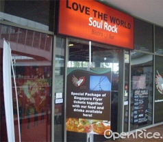 Love the World Soul Rock Bistro & Bar Photos