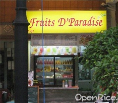 Fruits D'paradise Pte Ltd Photos