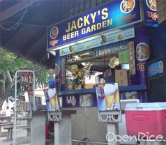 Jacky's Beer Garden Photos