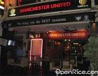 Manchester United Café Bar Photos