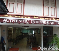 Authentic Indonesian Food Photos
