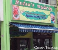 Madan's Authentic Chettinaad Restaurant Pte Ltd Photos