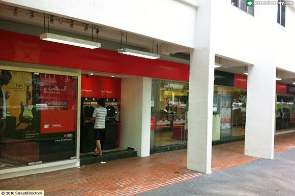 DBS Bank - Queensway 03
