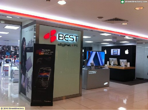 Best Denki (S) Pte Ltd (Plaza Singapura)