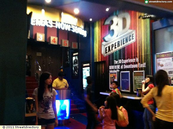 Cathay Cineplexes Pte Ltd (Downtown East - E!hub)