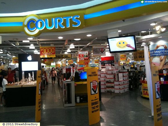 Courts (Tampines Mall)