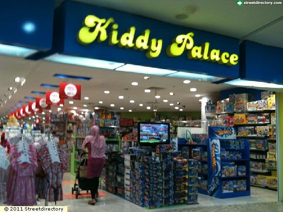 Kiddy Palace Pte Ltd (Century Square)