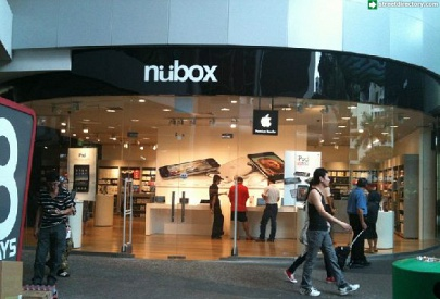 Nubox @ City Square Mall