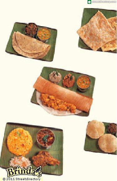 Brinda's Restaurant (HDB Bukit Merah)