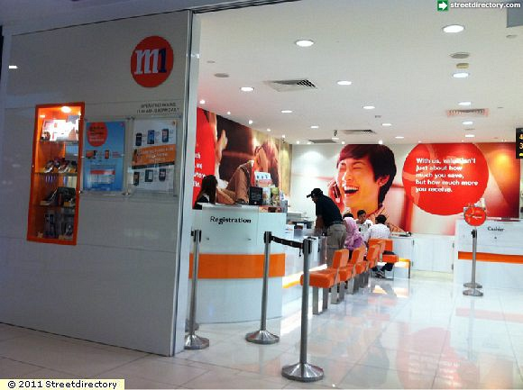 M1 Shop Pte Ltd (Parkway Parade)