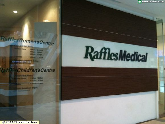 Raffles Medical Group Ltd (Tampines 1)
