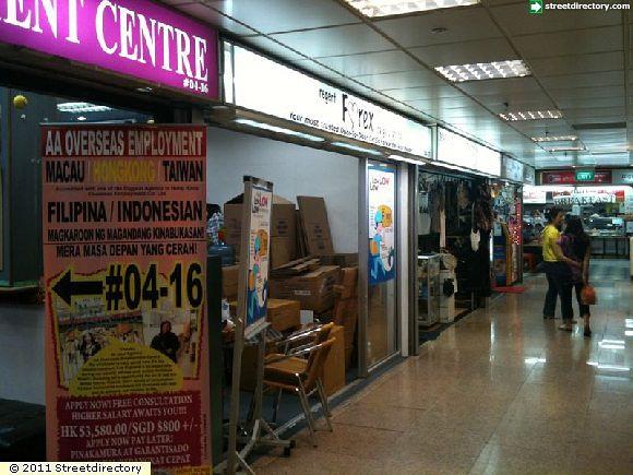 Regent Forex Cargo (S) Pte Ltd (Lucky Plaza)
