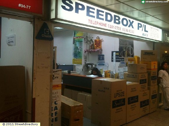 Speedbox Pte Ltd (Lucky Plaza)