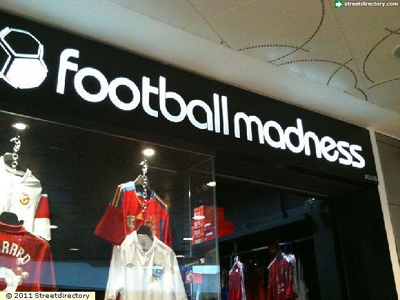 Football Madness (Tampines 1)