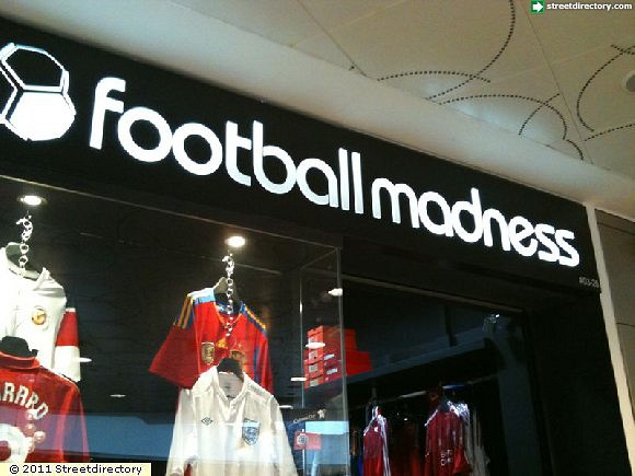 Football Madness (Tampines 1)