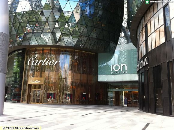Cartier (ION Orchard)