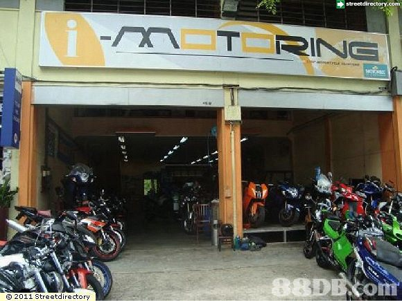 I-motoring Credit Pte Ltd (Bukit Merah Lane 3)