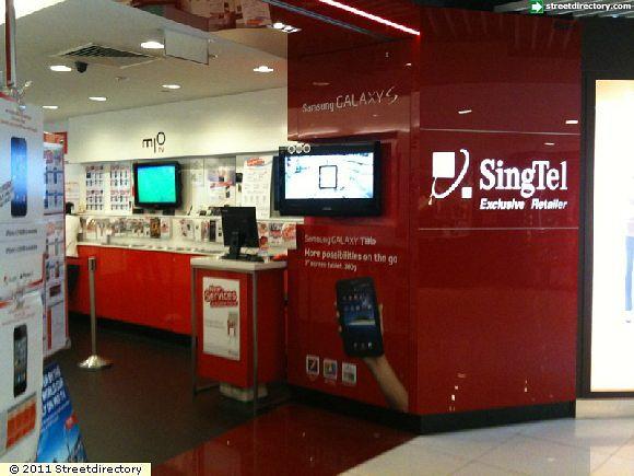 Singtel Exclusive Retailer (Plaza Singapura)