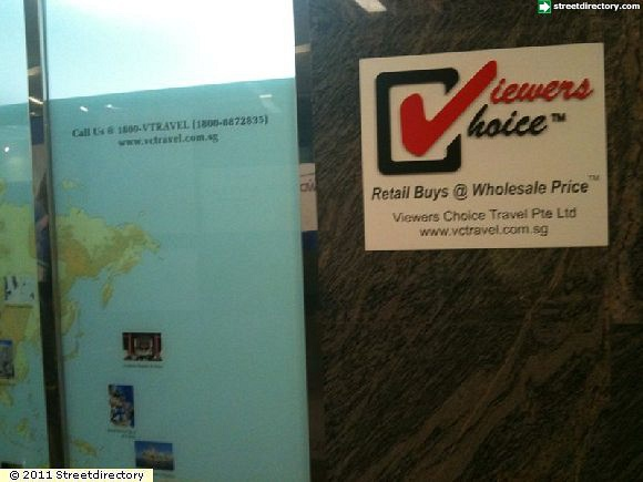 Viewers Choice Travel Pte Ltd (Starhub Centre)