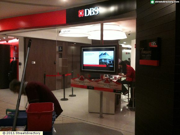 DBS Bank Ltd (Raffles City Shopping Centre)