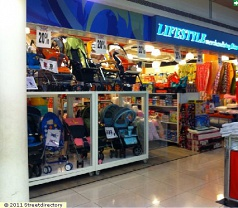 Lifestyle Merchandising Store Photos